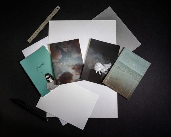 Postkartenset // v2.