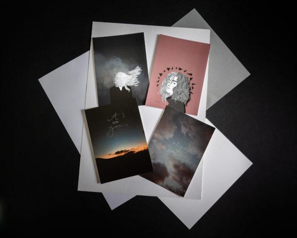Postkartenset // v3.