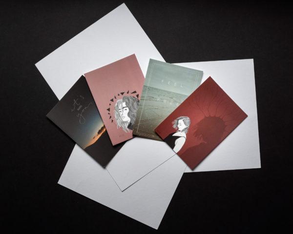 Postkartenset // v4.